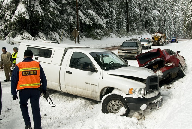 Crash report forms from all 50 states lack sufficient fields or codes for law enforcement to record all critical data, according to NSC. Photo courtesy of the Oregon Department of Transportation via Wikimedia Commons.