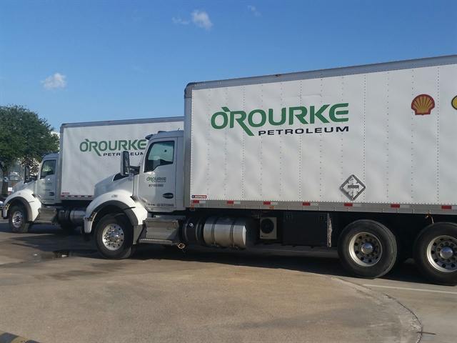 Photo courtesy ofO'Rourke Petroleum.