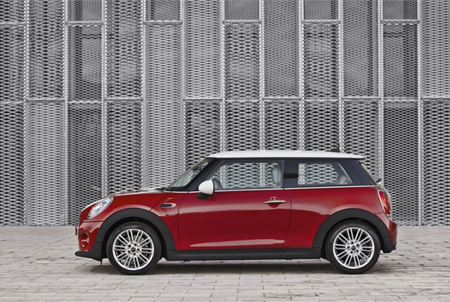 Photo courtesy of MINIUSA/BMW Group.