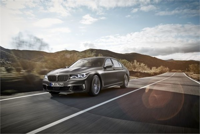 Photo ofBMW M760Li xDrive courtesy of BMW.