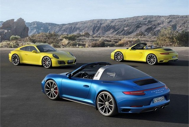 Photo courtesy of Porsche.
