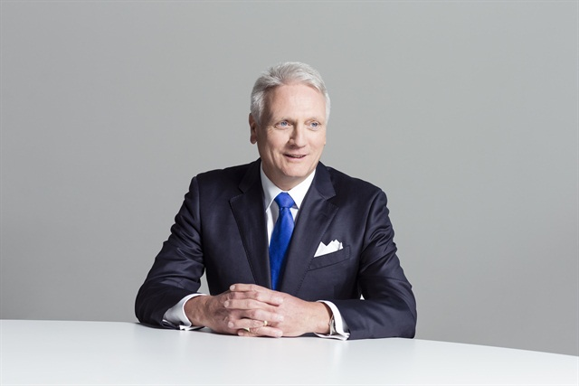 Winfried Vahland, photo courtesy of VW.