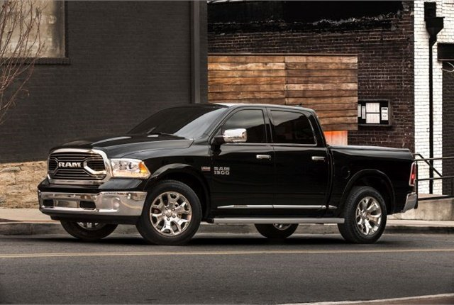 Photo of 2016 Ram 1500 courtesy of FCA.