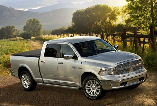 Photo courtesy of Ram Trucks.