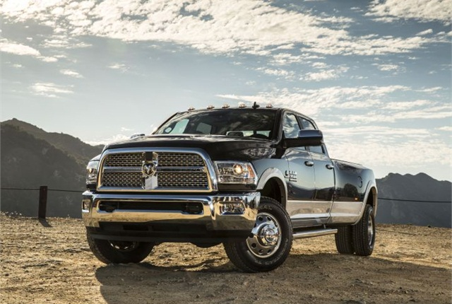 Photo of 2014 Ram 3500 courtesy of Ram Truck.