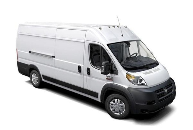 "For the ProMaster cutaway chassis, Knapheide has developed two KUV (Enclosed Service Body) models for the ProMaster 136"" wheelbase cutaway chassis."