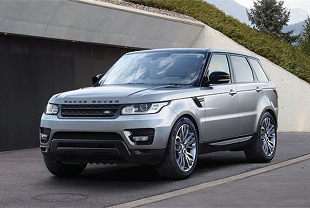 Photo of 2017 Range Rover Sport courtesy of Jaguar Land Rover.