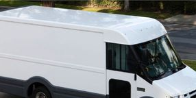 Reach Step Van Gets Diesel-Hybrid Powertrain Option