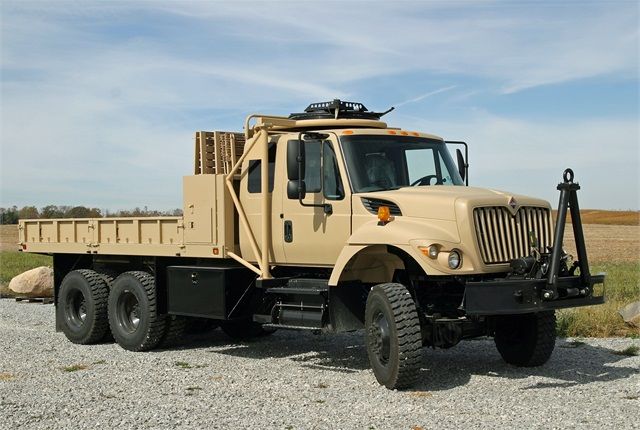 Navistar Gets $369 Million Military Order for Afghanistan - Global
