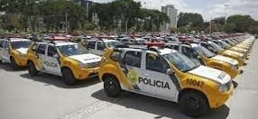 The Renault Duster is joining Brazil's Military Police.
