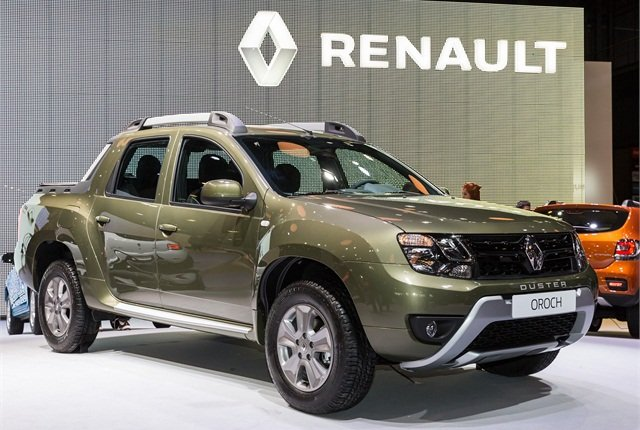Renault Introduces Mid Size Pickup For Latin America Global Fleet