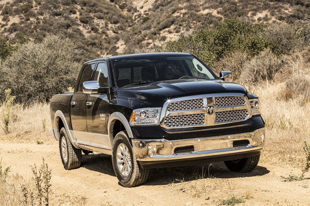The Ram 1500 EcoDiesel was named the Rocky Mountain Automotive Press' Truck of the Year for 2015.