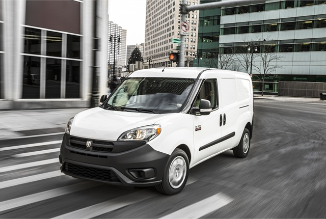 Photo of 2015 ProMaster City via Chrysler.