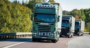 Photo courtesy of Scania.