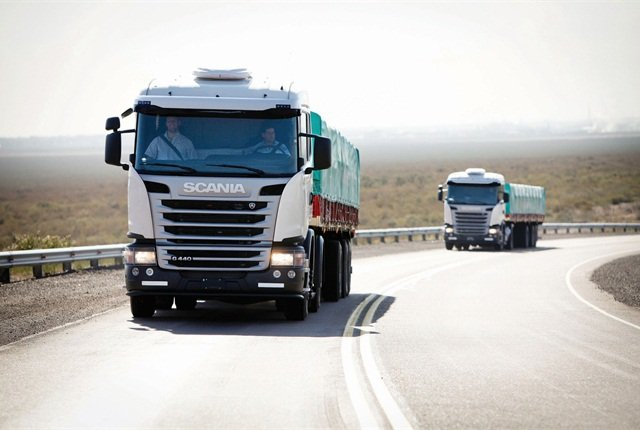 Scania will take a lead role in researching truck platooning in Europe.