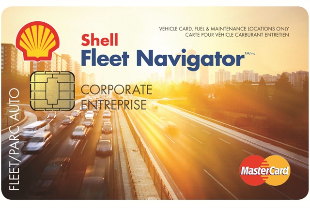 shell canada has launched its shell fleet navigator card a highly flexible fuel credit card designed for medium to large sized fleets - Fleet Fuel Cards
