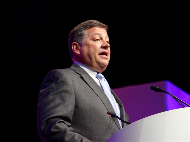 Rep. Bill Shuster Photo: Evan Lockridge