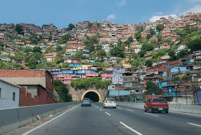 Photo of Venezuela courtesy of The Photographer/Wikimedia Commons.