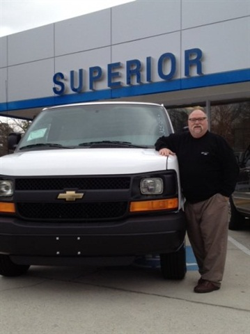 Dave Drepo, fleet and commercial manager for Superior Chevrolet in Decatur, Ga. Photo courtesy Superior Chevrolet.