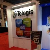 Telogis named Best Commercial Service Provider at Telematics 2015. Photo via Telogis' Facebook.