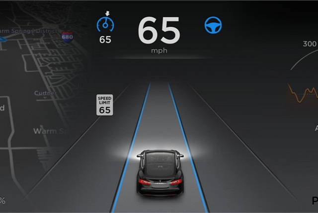 Image courtesy of Tesla Motors.