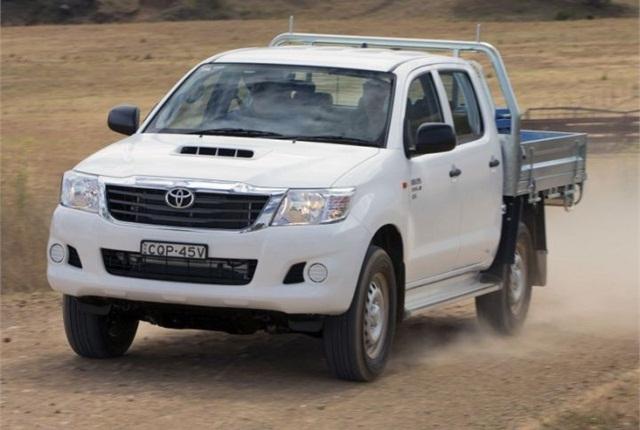 Photo courtesy of Toyota Australia.
