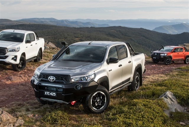 Photo courtesy of Toyota Australia.