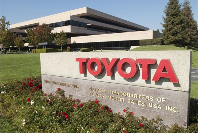 Toyota Plano Headquarters >> Toyota to Set Up North American Corporate HQ in Texas ...