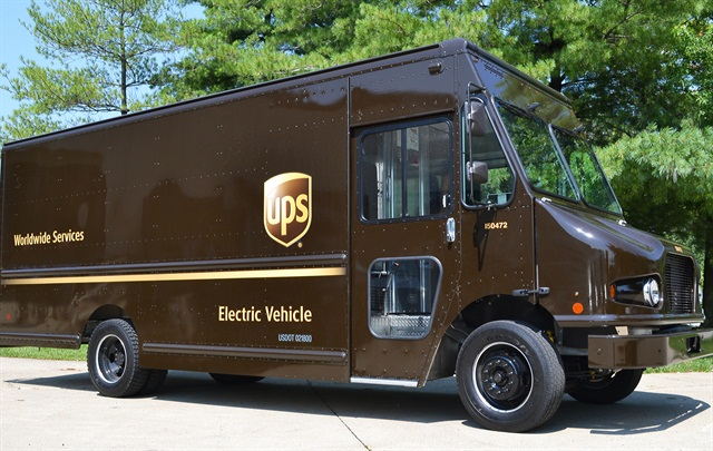 UPS has ordered 125 E-Gen extended-range electric vans and a Chicago bakery is buying another five, Workhorse says. Photo: Workhorse Group