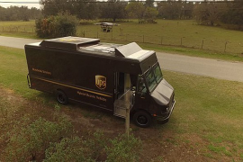 Teamsters Try to Nix UPS Drones, Self-Driving Vehicles