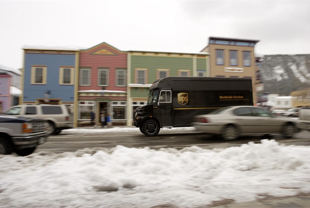 UPS says as e-commerce grows, return shipping services have become an essential part of the shopping experience. Photo: UPS