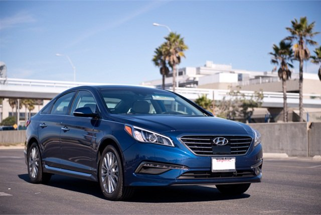 Photo of 2015 Sonata by Vince Taroc.
