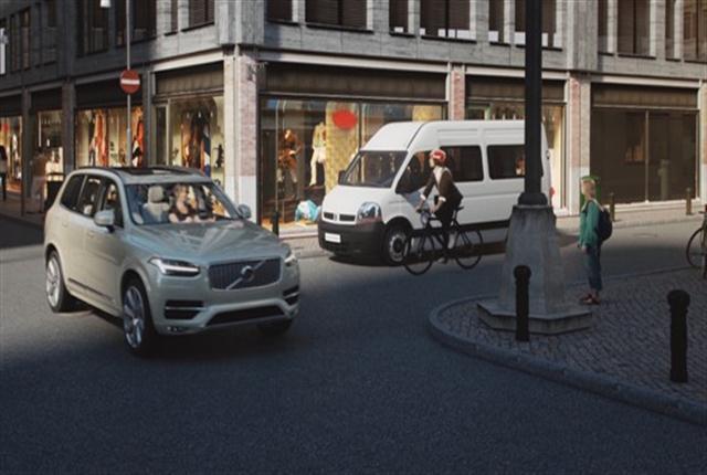 Photo courtesy of Volvo.