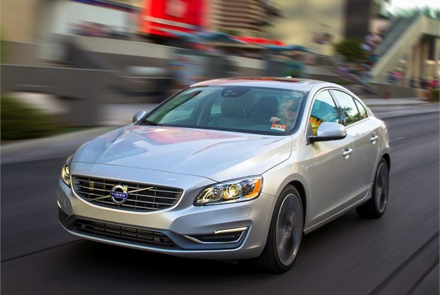 Photo of S60 sedan courtesy of Volvo.