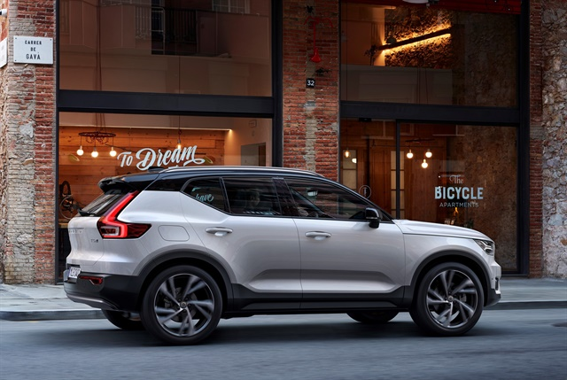 Photo of XC40 by Volvo.