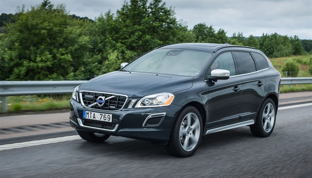 The 2013 Volvo XC60. Photo courtesy Volvo.