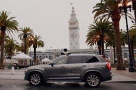Uber Ends Self-Driving Pilot in San Francisco