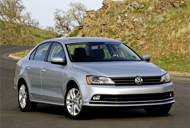 Phoeo of 2015 Jetta courtesy of VW.
