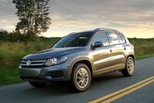 Photo of 2017 Tiguan Limited courtesy of VW.