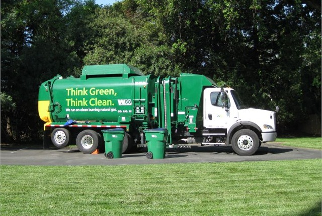Photo courtesy of Waste Management.