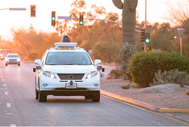 Developers of autonomous drivingsystems still face the challenge of winning the public's trust in the evolving technology. Photo courtesy of Waymo.