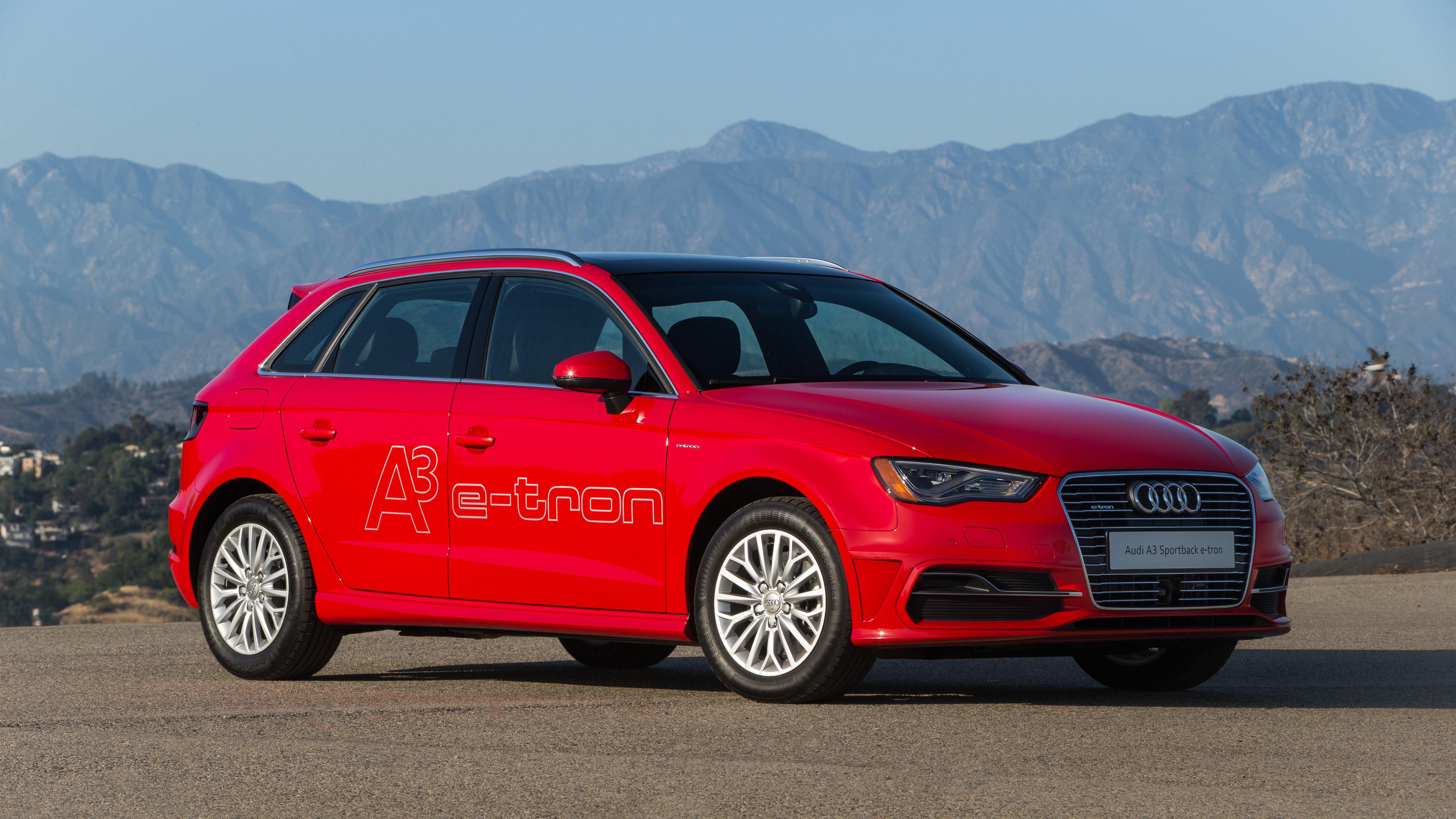 Audi's A3 e-Tron PHEV Starts at $38,825