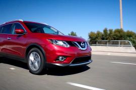 Nissan Recalls Rogue SUVs for Seats