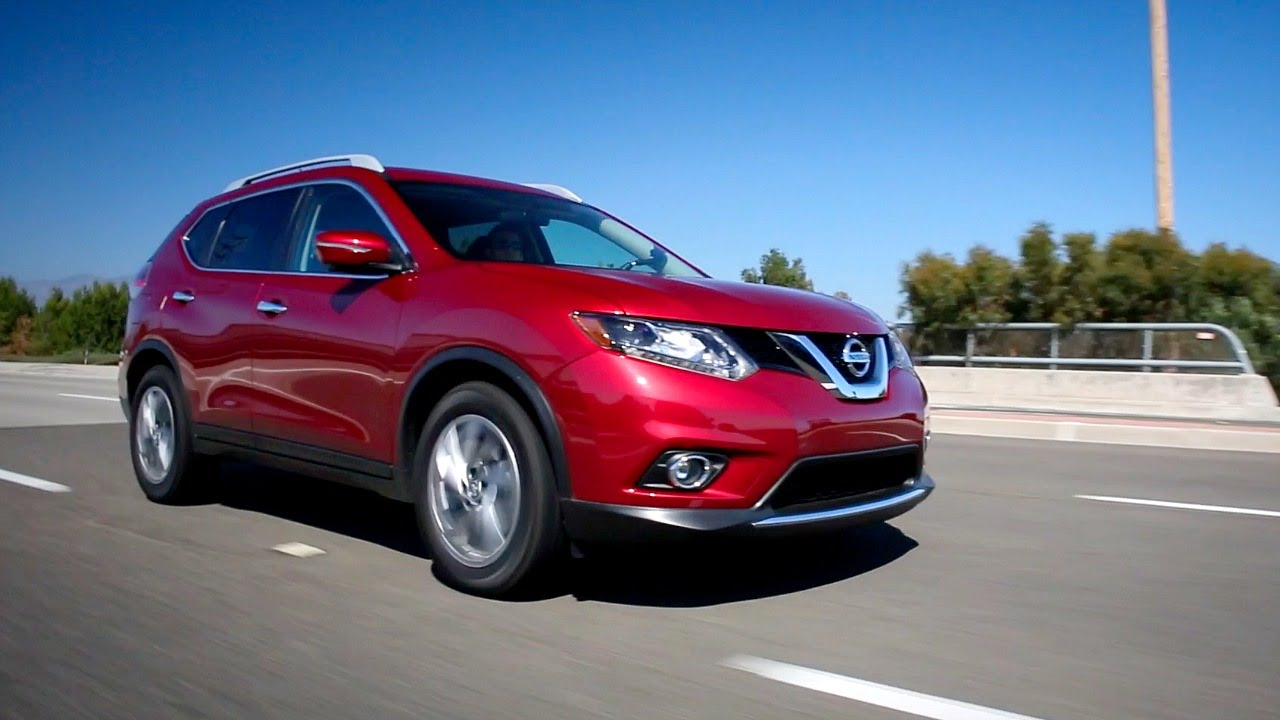 Nissan Recalls Rogue SUVs for Seats