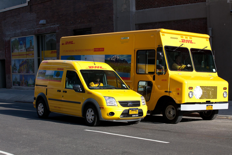 DHL's Aggressive Fleet Greening Plan