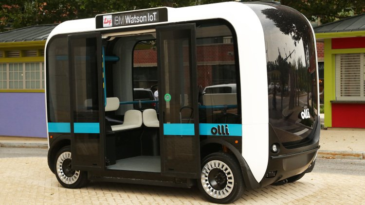 Autonomous Vehicle Sales Could Reach 188,000 Units in 5 Years