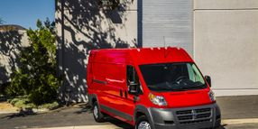 FCA Recalls Ram ProMaster Trailer Light Modules