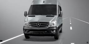Sprinter 3500 Vans Recalled for Crosswind Assist
