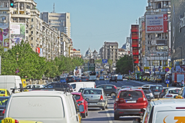 Report Finds Carsharing Services Could Reduce Traffic in Romania by 25 Percent