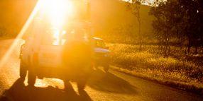 Safety Tip: Battling Sun Glare